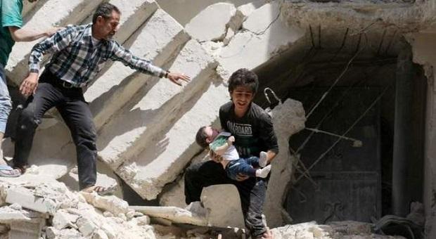 Kurun 4 Tahun, Serangan Koalisi AS Tewaskan 3 Ribu Warga Suriah