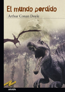 EL-MUNDO-PERDIDO-Arthur-Conan-Doyle-audiolibro