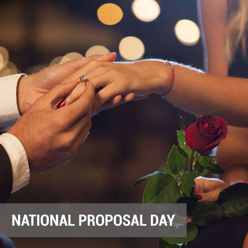 National Proposal Day Wishes For Facebook