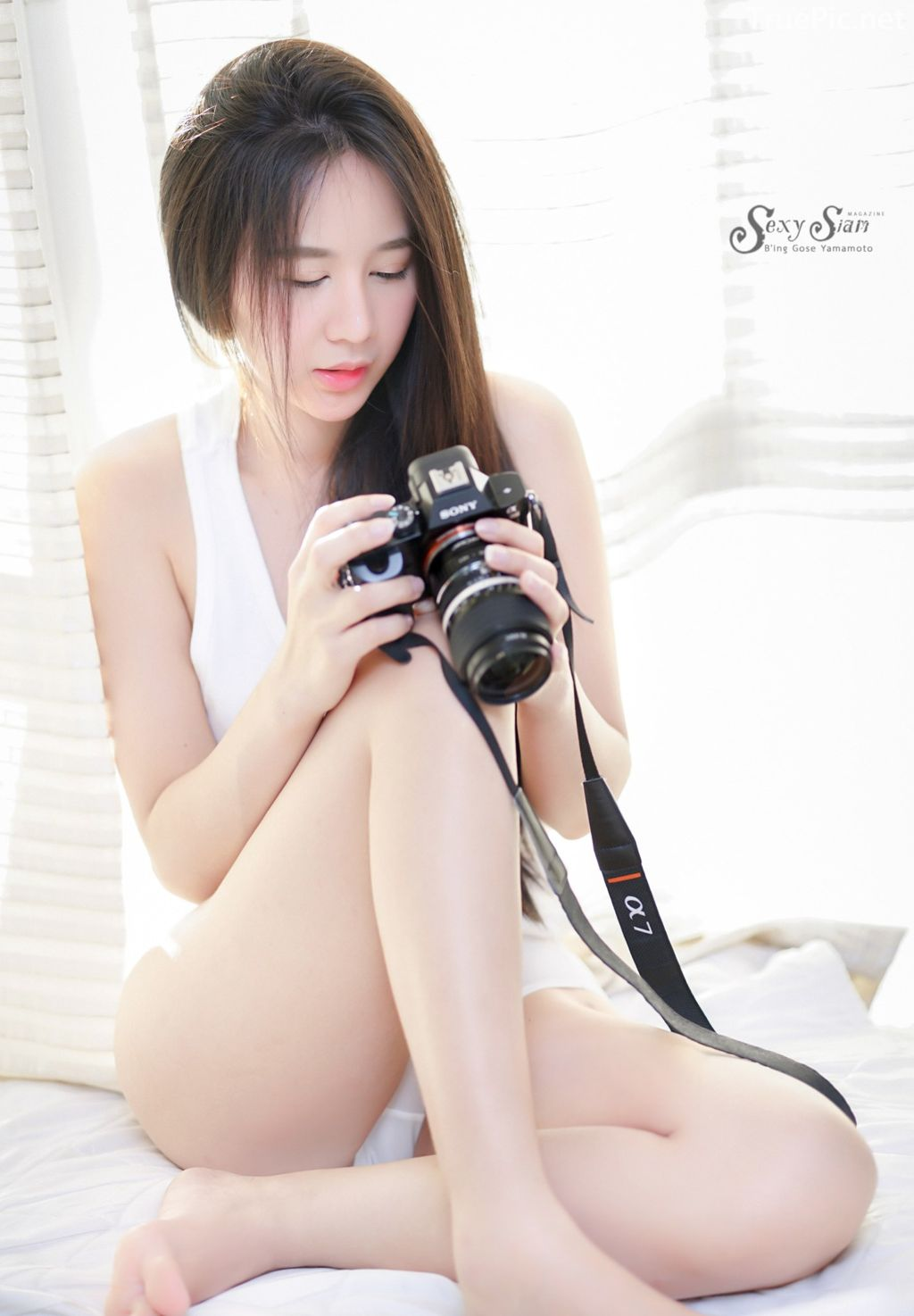 Thailand Sexy Girl - จิดาภา ตั้งสุขสบายดี (Pockyming) - Snack Lays for lazy day - TruePic.net - Picture 10