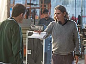 Jonathan Kasden as The Director and Michael Imperioli as Rath in Californication (Season 7, Episode 8)