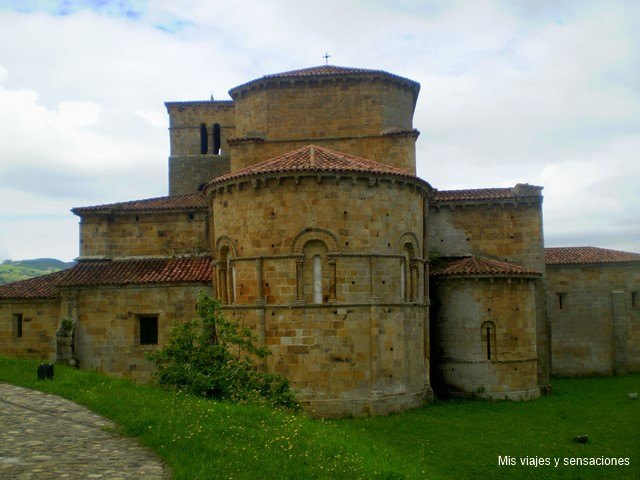Colegiata de Santa Cruz de Castañeda, Cantabria