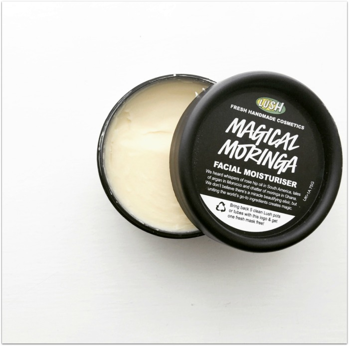 Lush Magical Moringa Moisturiser Review