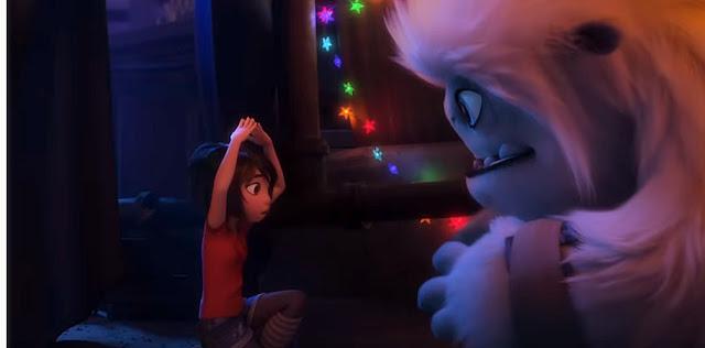 Sinopsis Film Animasi Abominable (2019)