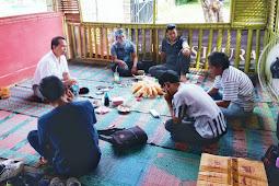 Jurnalis KLU Peduli Program Kampung Sehat