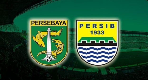 Persebaya vs Persib Bandung - Piala Presiden 2019 Kamis 7 Maret 2019 Kick-off 15.30 WIB.