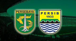 Prediksi Persebaya vs Persib Bandung 7 Maret 2019