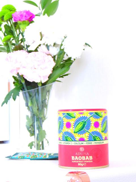 Aduna Baobab Superfruit Powder