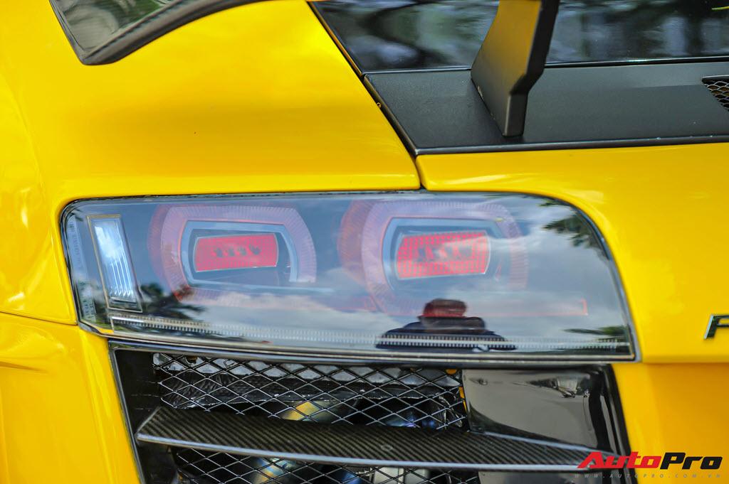 Audi R8 độ độc nhất Việt Nam 'sang tay' cho đại gia Hà Nội