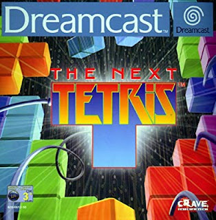 The Next Tetris Dreamcast cover art