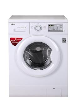 LG FH0FANDNL02 6 kg Front Load Washing Machine