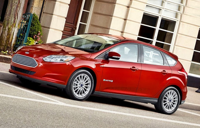 2017 Ford Focus New Sel Models