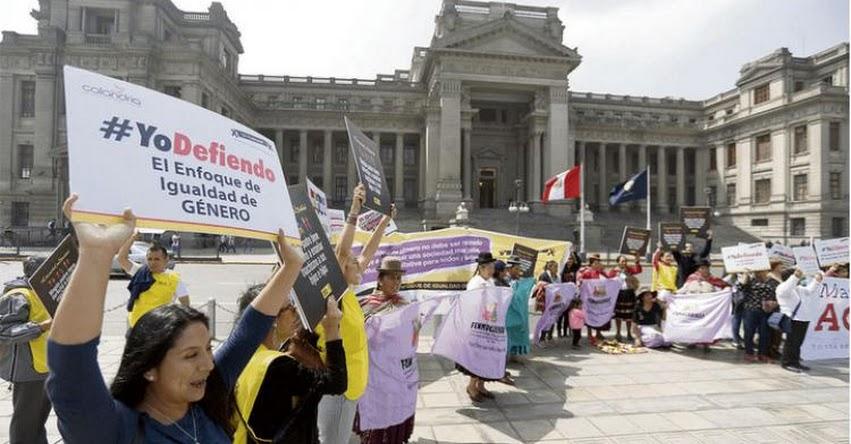 CURRÍCULO NACIONAL: Nueva jueza verá el futuro del enfoque de género este 24 de octubre