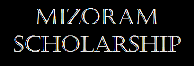 Mizoram Zirlaite Scholarship Lak Tlai Chungchang