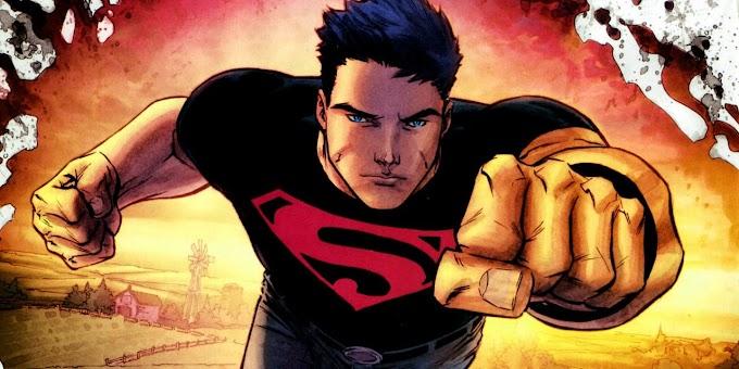 Filme de Superboy estaria em desenvolvimento pela HBO Max