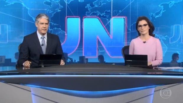 Jornal Nacional vira alvo de elogios de artistas da esquerda