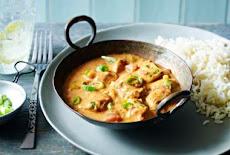 وصفة كاري الدجاج السريع والسهل كريميEasy chicken curry