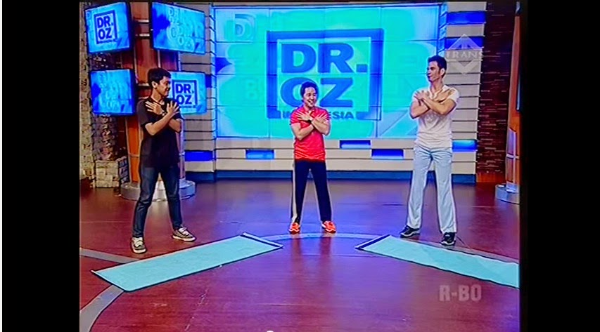 Video : Olahraga Untuk Membantu Menurunkan Berat Badan