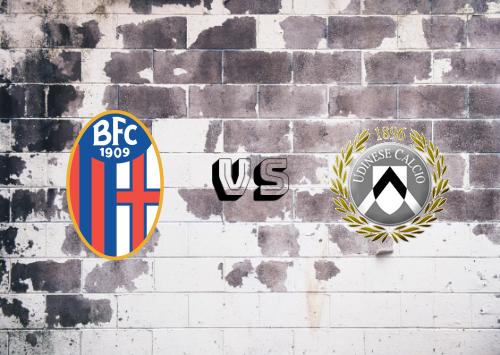 Bologna vs Udinese  Resumen