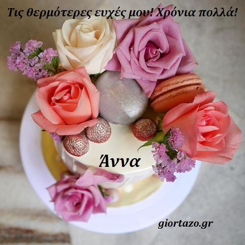 Άννα giortazo
