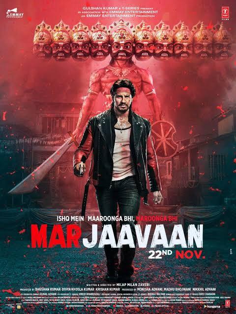 Marjaavaan Movie Download 720p