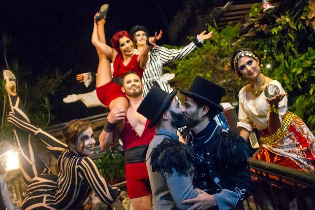 Casamento tematico Circo Vintage foi o tema escolhido pelos noivos para a festa no velhão Mairiporâ SP.