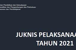 Juknis Pelaksanaan Asesmen Nasional(AN) Tahun 2021
