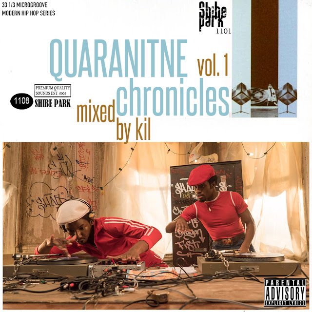 Quarantine Chronicles Vol. 1