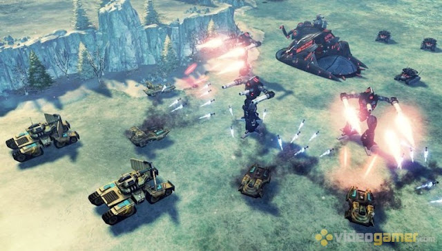Command and Conquer 4 Tiberian Twilight Free Download Screenshot 2