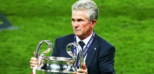 Şampiyonlar Ligini En Çok Kazanan Antrenörler Jupp Heynckes - Kurgu Gücü