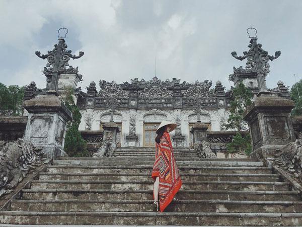 Địa điểm chụp ảnh đẹp ở Huế, dia diem chup anh dep o hue, check-in Huế đẹp
