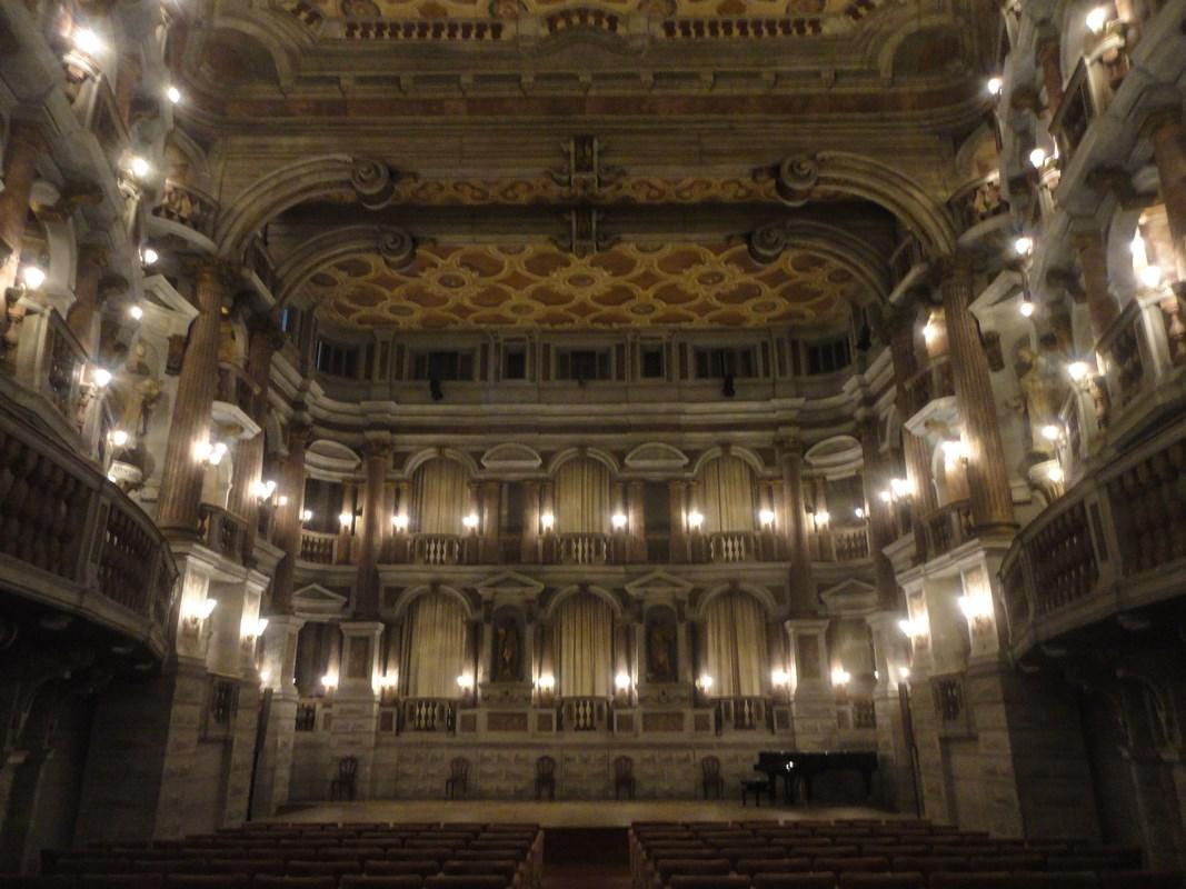 hot sales ec3fe 356de I Viaggi di Raffaella: Mantova: il Teatro Scientifico ...