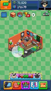 Game play PewDiePie : Tuber Simulator