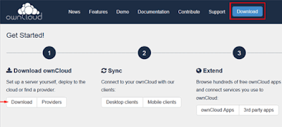 Tutorial Install dan setting Owncloud-Client di Opensuse 42.2