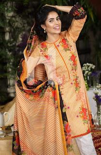 NISHA Garden of Delights Eid Collection 2016-17