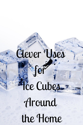 Clever Uses for Ice Cubes Around the Home