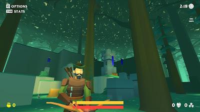 Raidland Game Screenshot 2