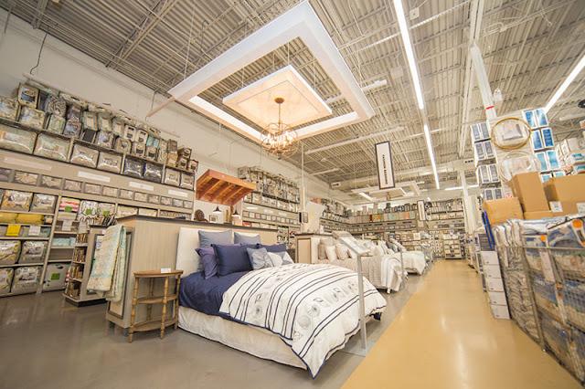 Onde comprar artigos para casa e decoração em Boston