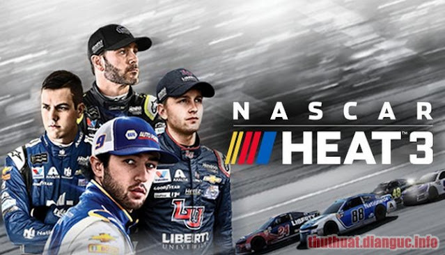 tie-smallDownload Game NASCAR Heat 3 Full Crack