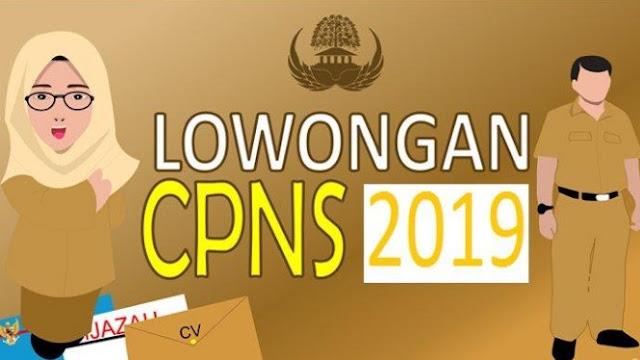 Pendaftaran CPNS Oktober 2019 Resmi Dibuka,