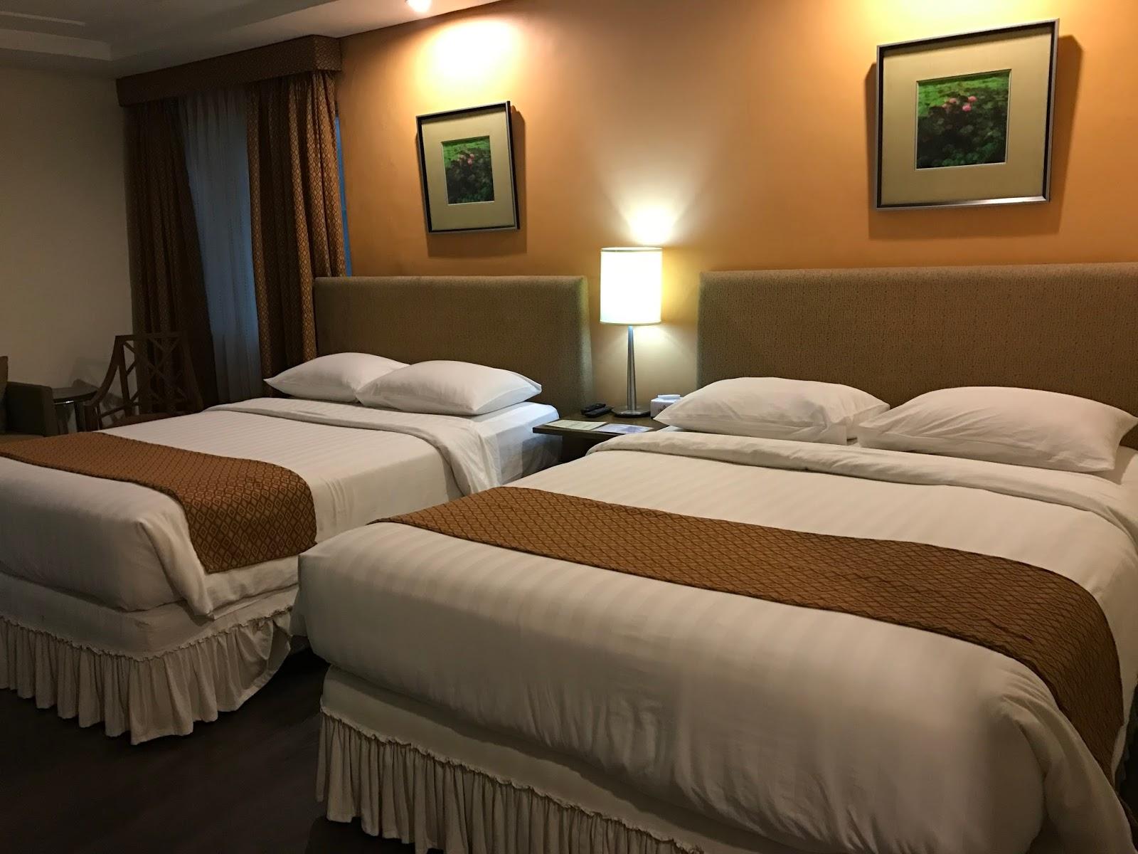 Hotel Review: Crown Regency Hotel Makati