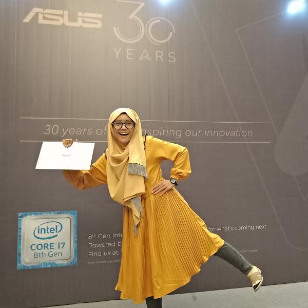 Serunya ASUS 30th Anniversary Gathering Surabaya, Hadirkan Produk Laptop Terbaru dengan Teknologi Terkini