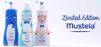 Logo Instant-Win Mustela - Edizioni limitate: vinci 525 Valigetta Latta con prodotti Mustela