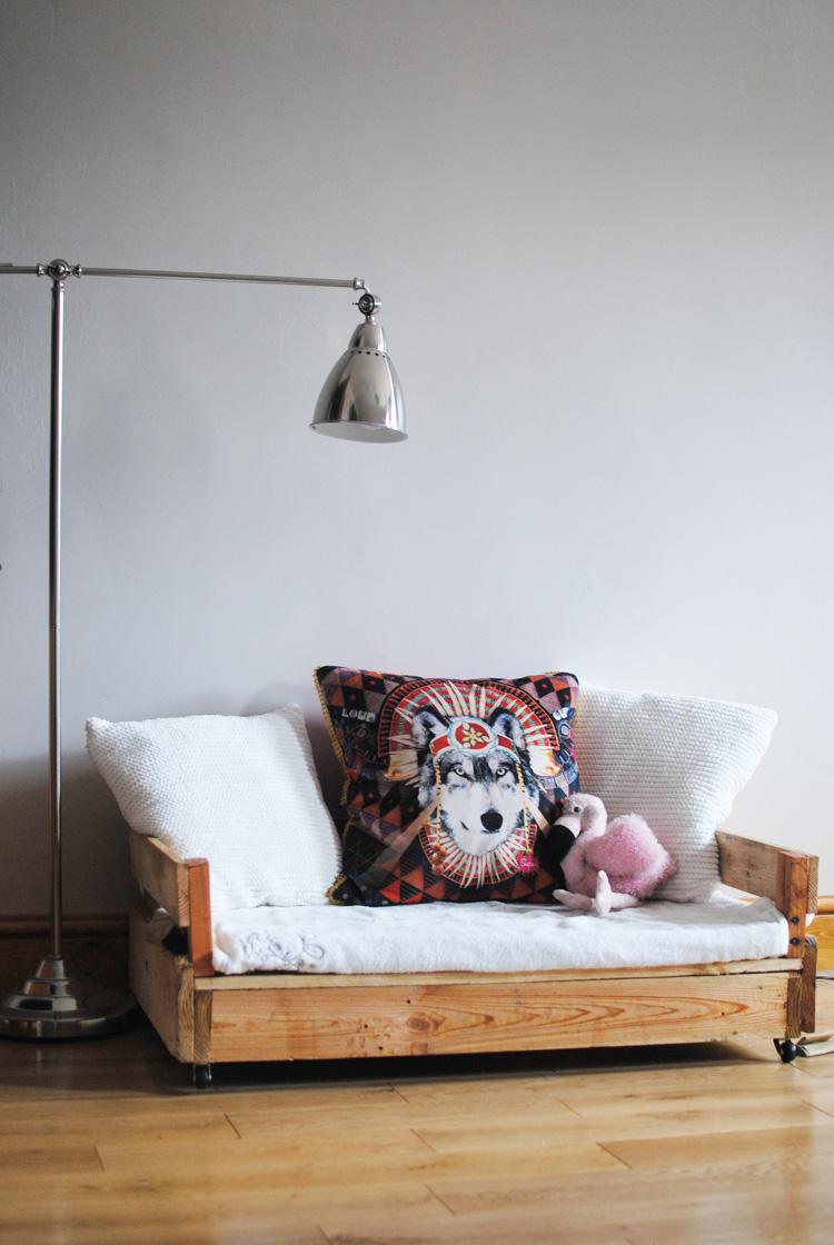 couchage pour chien pas cher