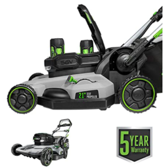 EGO Power+ LM2142SP Self Propelled Lawn Mower