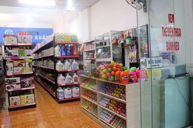 Phân phối hàng Thái Lan, cung cấp hàng tiêu dùng Thái Lan