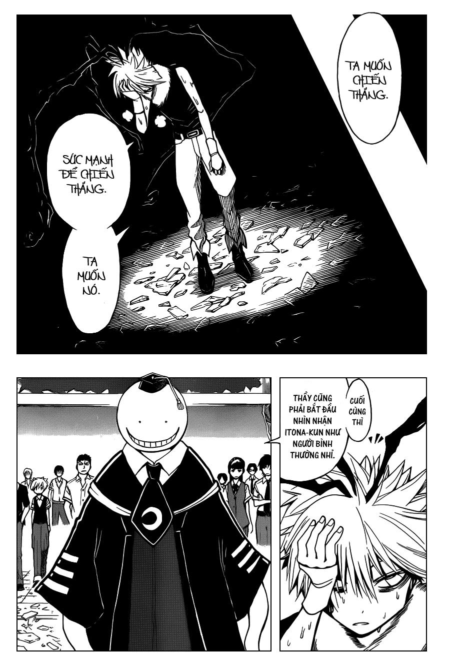 Ansatsu Kyoushitsu chap 85 trang 14