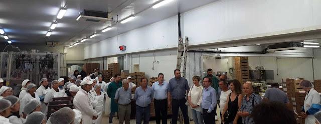 Συνεχίζονται οι επισκέψεις του ΣΥΡΙΖΑ Προοδευτική Συμμαχία Άρτας σε χωριά και επιχειρήσεις – ΦΩΤΟΓΡΑΦΙΕΣ