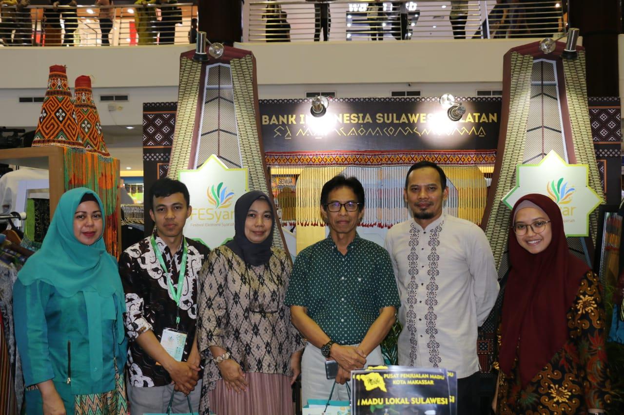 Kedai Madu Sulawesi Ikut FESyar KTI 2019