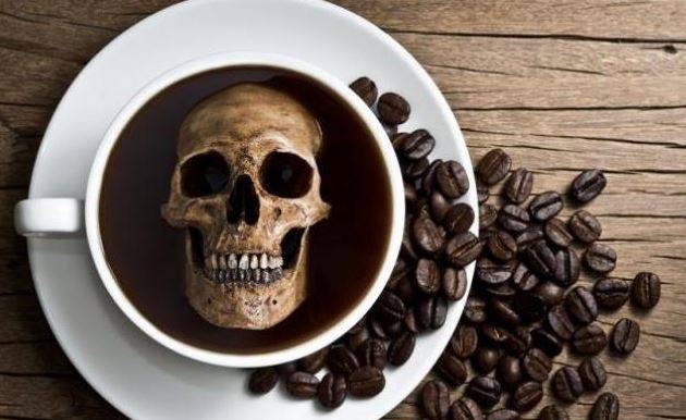 Bahaya minum kopi bagi kesehatan tubuh